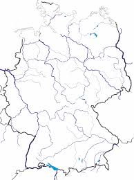 Europe Map With Rivers by Blank Maps Of Germany