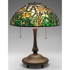 Sur La Table Rookwood Tiffany Studios Tulip Cluster Table Lamp This Lamp Is Especially