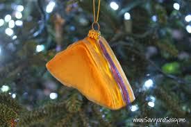 savvy and sassy bronner s pb j ornament