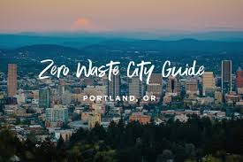Portland Tourist Map by The Ultimate Zero Waste Guide For Portland Or