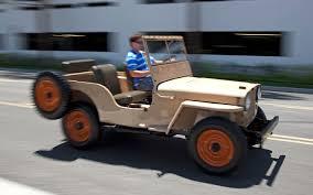 vintage jeep 1945 willys overland model cj2a vintage drive truck trend