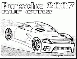 magnificent sports car coloring pages printable sports car