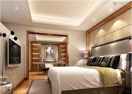 Tv On Wall Ideas by Gypsum Board False Ceiling Designs For Modern Small Bedroom Ideas