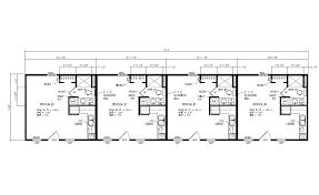 motel floor plans motel style bunkhouses