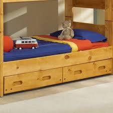 Trendwood Wrangler Bunkhouse Twin Bunk Bed Mattresses Included - Trendwood bunk beds