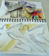 the sketchbook challenge sketchbook profile laura cater woods