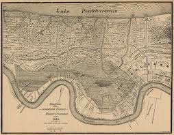 maps orleans file orleans 1849 map sauve crevasse flood jpg wikimedia commons