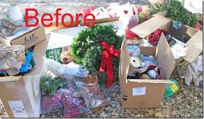 Christmas Decoration Storage Tips by A Few Christmas Storage Tips Just Paint It Blog