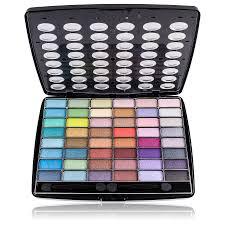 shany glamour makeup kit eye shadow blush powder vintage