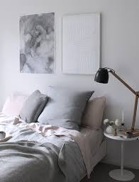 Grey Linen Bedding Loving Linen Bedding Get The Look Homey Oh My
