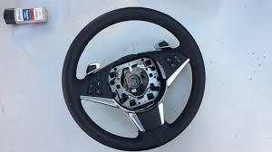 04 09 bmw 5 series e60 steering wheel 32346770076 sports