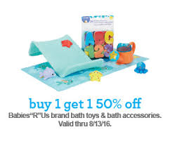 Bath Accessories Babies by Babies R Us So Much Savings It U0027s Sunsational Buy 1 Get 1 50 Off