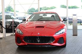 maserati fiat 2018 maserati granturismo grancabrio debut new facelifts at