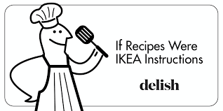 if recipes were ikea instructions how to deep fry turkey