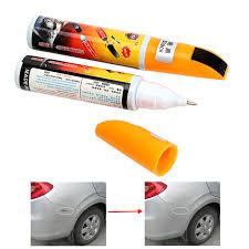 online shop 2pcs car styling car scratch repair auto paint pen fix