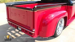 Vintage Ford Truck Seats - 133293 1955 ford f100 youtube