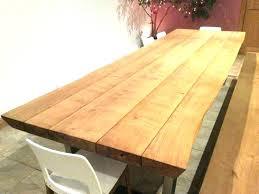 wood plank coffee table rustic plank table plank dining table plank coffee table fit for