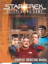 star trek rpg starfleet operations manual