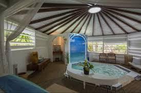 galante chambre d hote bungalow le grand palm galante guadeloupe bord de mer