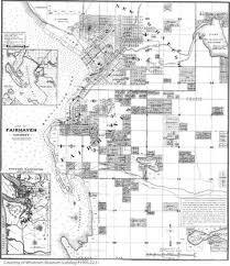 plat maps 1892 fairhaven and vicinity plat map