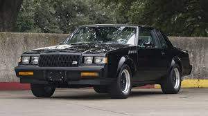 final buick gnx ever built heads to auction 68 miles on the clock