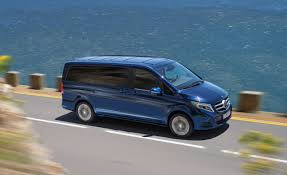 mercedes minivan 2015 mercedes benz v class photos and info u2013 news u2013 car and driver