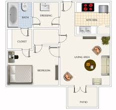 Security Floor Plan Floor Plans Biloxi Shores Apartments