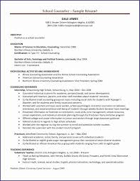 Resume Counseling Sample Resume For Counselor Resume Examples Canada Sample Resume
