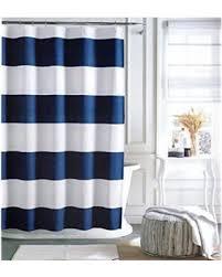 Navy Curtain Sweet Deal On Hilfiger Cabana Stripe Shower Curtain Navy