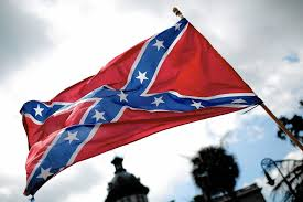 Rebel Flag Image Gop U0027s Awkward Silence Over Confederate Flag Furor Chicago Tribune
