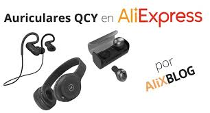 aliexpress qcy guía de compra de los mejores auriculares y cascos qcy en aliexpress