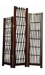 unique room dividers for home accessories tuban with 3 panel