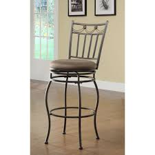 bar stools kitchen dining room furniture the home depot swag swivel bar stool
