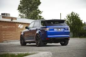 range rover rims 2017 range rover sport svr on pur wheels british swag autoevolution