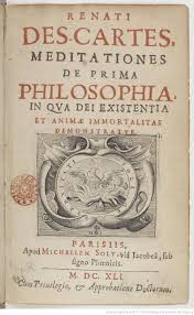 meditations on first philosophy wikipedia