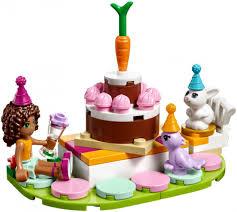 gateau anniversaire animaux lego friends 41110 pas cher la fête surprise des animaux