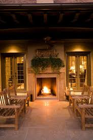 119 best outdoor fireplace images on pinterest outdoor