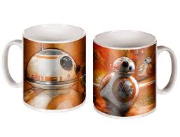 star wars the force awakens mug bb 8 forbiddenplanet com uk