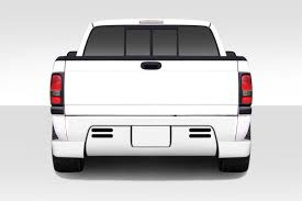 Dodge Ram 99 - dodge ram rear bumpers 1994 2001 dodge ram bt 1 rear bumper 94 95