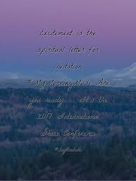 quote excitement quote about excitement is the spiritual letter for invitation