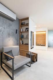 modern apartment in prague boasts distilled industrial chic