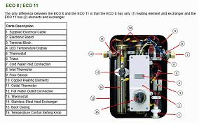 how to wire water heater thermostat inside electric wiring