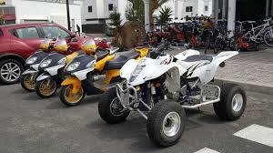 road quads u2013 lanzarote bikes u0026 scooters