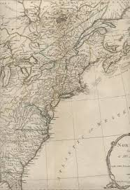 13 Colonies Map Blank by 1775 To 1779 Pennsylvania Maps