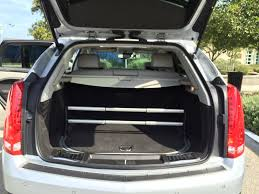 cadillac srx cargo space arriving in style to with the 2015 cadillac srx she