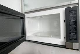 how to replace an over the range built in microwave oven home