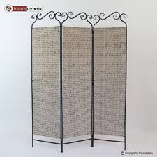 Metal Room Divider Metal Screen Room Divider Ebay