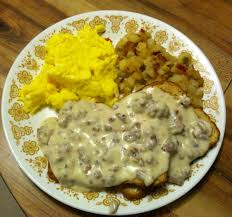 don u0027t you dare call it sos sausage gravy the humble food snob