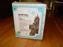 martha stewart 7 5 foot trees rainforest islands ferry