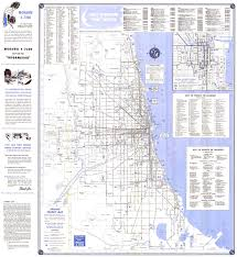 Chicago State Street Shopping Map by Chicago U0027 U0027l U0027 U0027 Org System Maps Route Maps